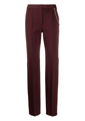 Givenchy chain detail tailored trousers