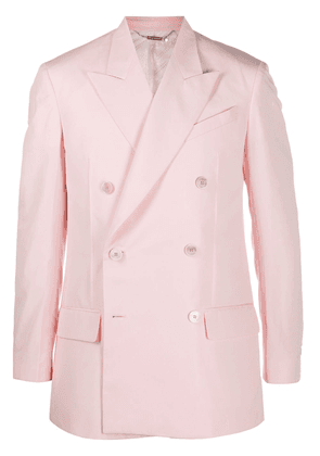 Givenchy double-breasted blazer - PINK
