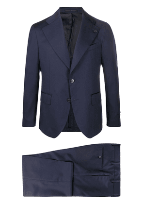 Gabriele Pasini fitted two-piece suit - Blue