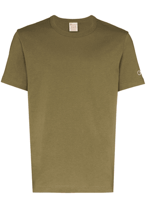 Champion logo-embroidered T-shirt - Green