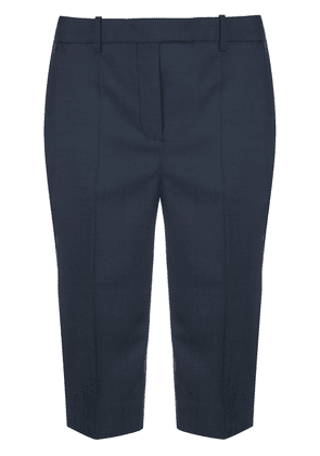Givenchy tailored knee-length shorts - Blue