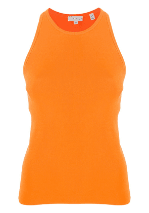 A.L.C. knitted tank top - ORANGE