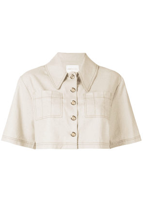 Alice McCall Lost Together shirt - NEUTRALS