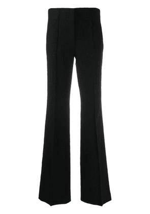 Dorothee Schumacher textured pleated trousers - Black