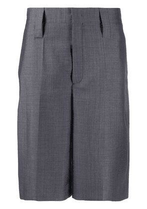 Prada tailored bermuda shorts - Grey