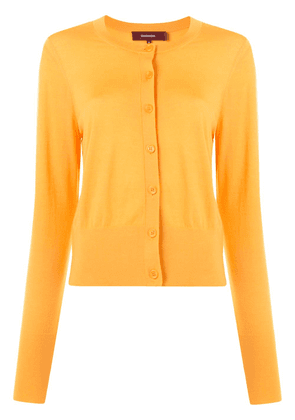 Sies Marjan button-up cardigan - Yellow