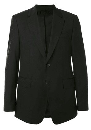 Cerruti 1881 single breasted blazer - Black