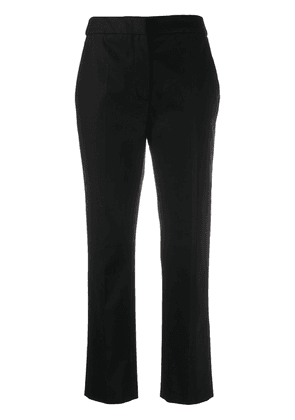 Dorothee Schumacher low-waist pleated trousers - Black