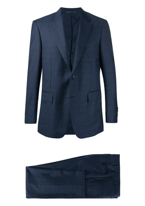 Canali two-piece wool suit - Blue