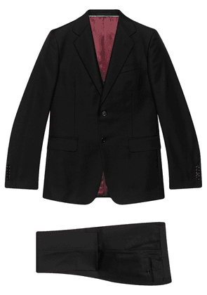 Gucci two-pice formal suit - Black