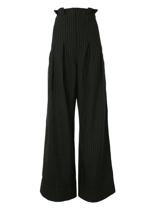 Alice McCall Heights wide-leg trousers - Black