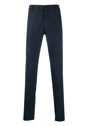 Dondup slim-fit chino trousers - Blue