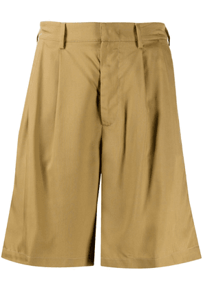 Buscemi knee-length chino shorts - Brown