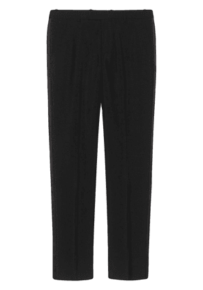 Gucci Heritage tailored trousers - Black