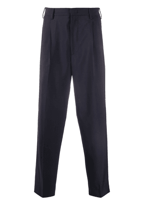 Barena straight fit tailored pants - Blue