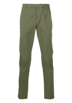Dondup tailored chinos - Green