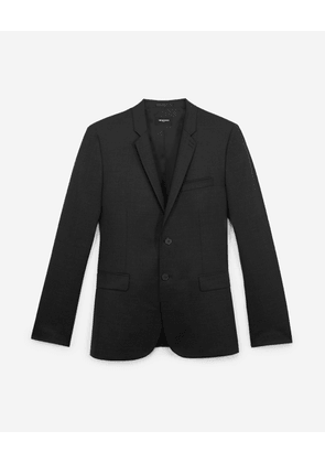 The Kooples - Grey formal jacket lined with wool - MEN