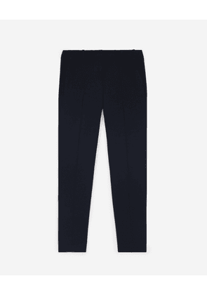 The Kooples - Flowing navy blue suit trousers - WOMEN
