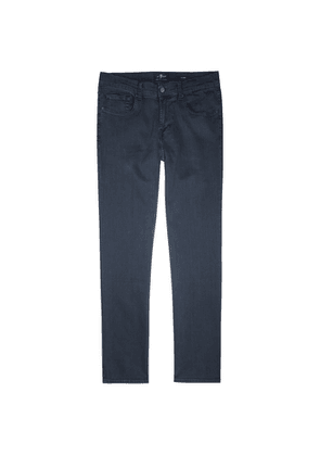 7 For All Mankind Slimmy Luxe Performance Slim-leg Jeans