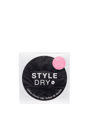 STYLEDRY Turban Shower Cap - After Dark