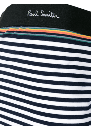 Paul Smith striped boxer shorts - Blue