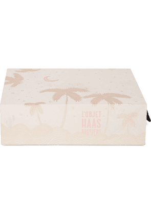 L'Objet stationery box - White