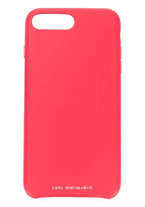 Anya Hindmarch Pimp Your Phone iPhone 8 Plus case - PINK