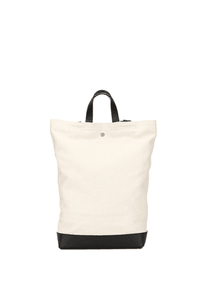 Cabas Ruck backpack - White