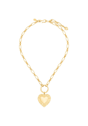 Brinker & Eliza Best Yet To Come gold-tone necklace