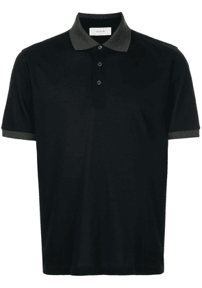 Cerruti 1881 short sleeved polo shirt - Blue