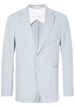 Cerruti 1881 striped blazer - Blue