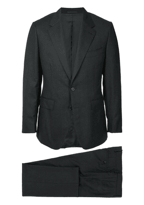 Gieves & Hawkes two-piece fitted suit - Black