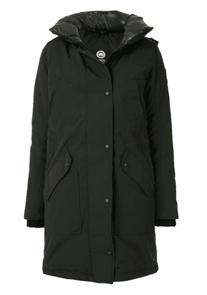 Canada Goose Alliston hooded down jacket - Black