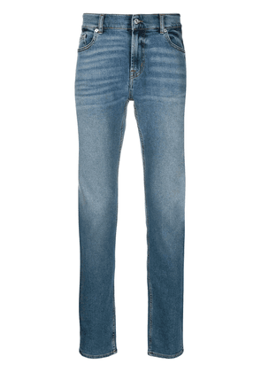 7 For All Mankind Ronnie Lux Performance skinny jeans - Blue