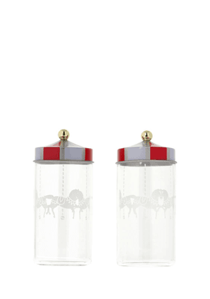 Set Of 2 Circus Containers