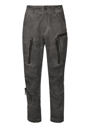 Arris Cotton Straight Tapered Pants