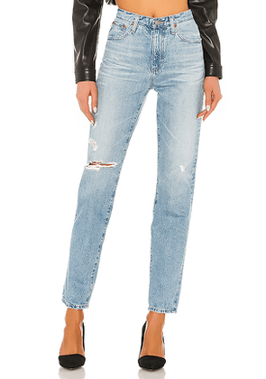 AG Adriano Goldschmied Phoebe Straight Extended. Size 27,29.