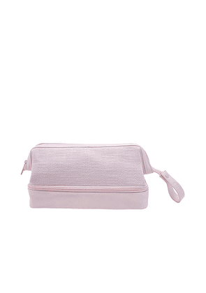 BEIS The Dopp Kit in Pink.