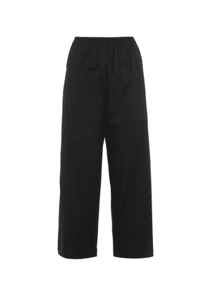 Japanese Cotton-Blend Trousers