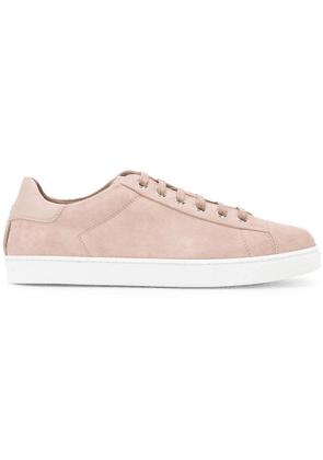 Gianvito Rossi lace-up sneakers - NEUTRALS