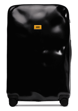 CRASH BAGGAGE Icon large rolling suitcase - Black
