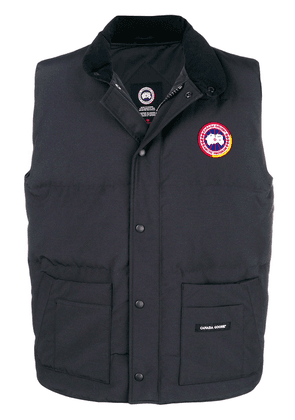 Canada Goose quilted gilet - Blue