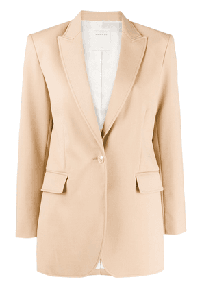 Sandro Paris Cafey tailored blazer - NEUTRALS