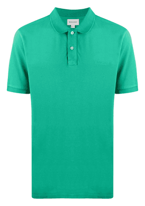 Woolrich short sleeve polo shirt - Green