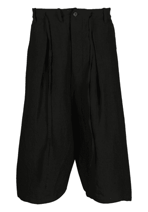 Forme D'expression tailored Sarouel trousers - Black