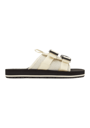 The North Face Off-White EQBC Sandals