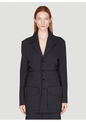 Bottega Veneta Classic Blazer in Black size IT - 38