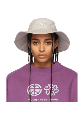Eytys Grey Ballzy Bucket Hat