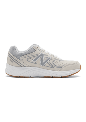 New Balance Grey 840GY2 Sneakers