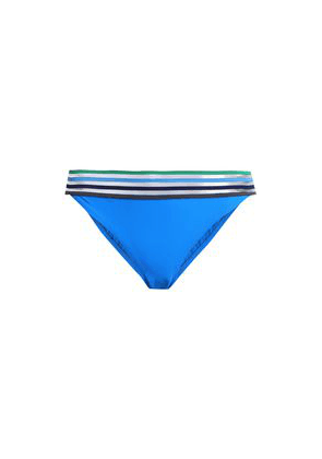 Emma Pake Low-rise Bikini Briefs Woman Bright blue Size XS